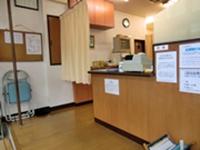 鍼灸院待合室