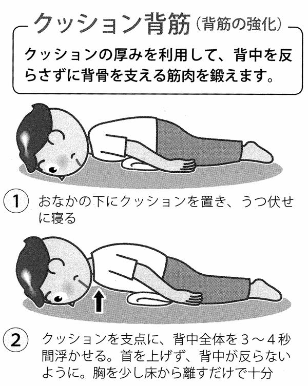腰痛運動1